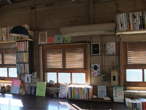 旅するふるほん屋・ぼちぼち堂 かしゃま文化会館